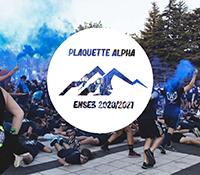 couverture plaquette alpha  2020
