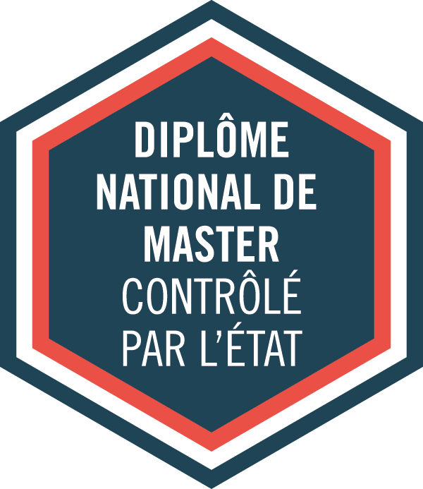 French State controlled Master degree