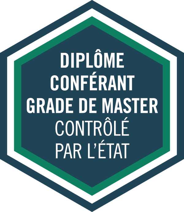 French State controlled diploma conferring a Master's degree