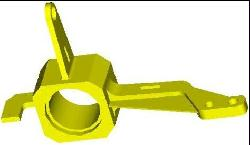 Modélisation géométrique d'une pièce automobile