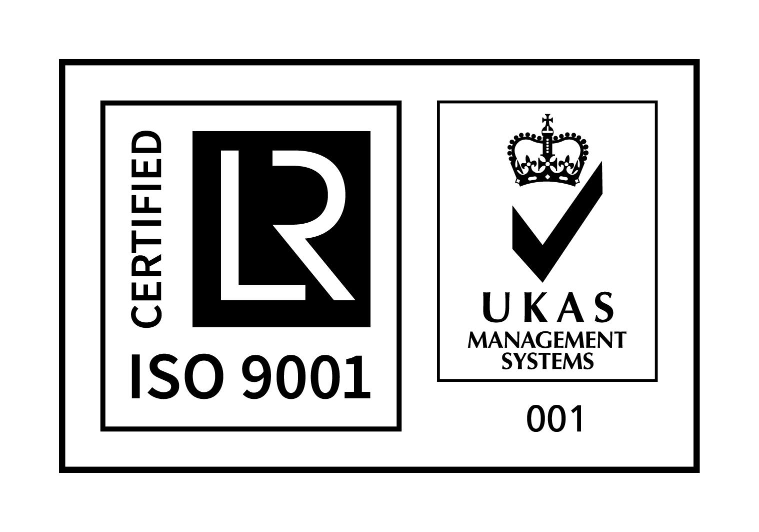 ISO9001 UKAS