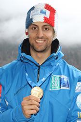 Olivier Jenot, champion du monde universitaire de combiné et diplômé Grenoble INP