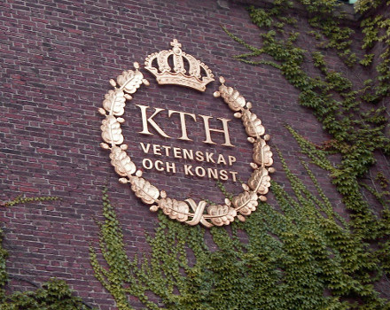logo KTH - Royal Institute of Technology - Suède