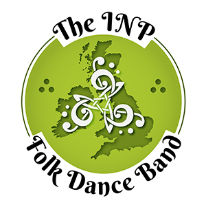 logo inp folk dance band