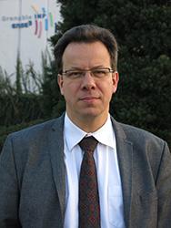 Yves Maréchal, directeur de Grenoble INP - Ense3