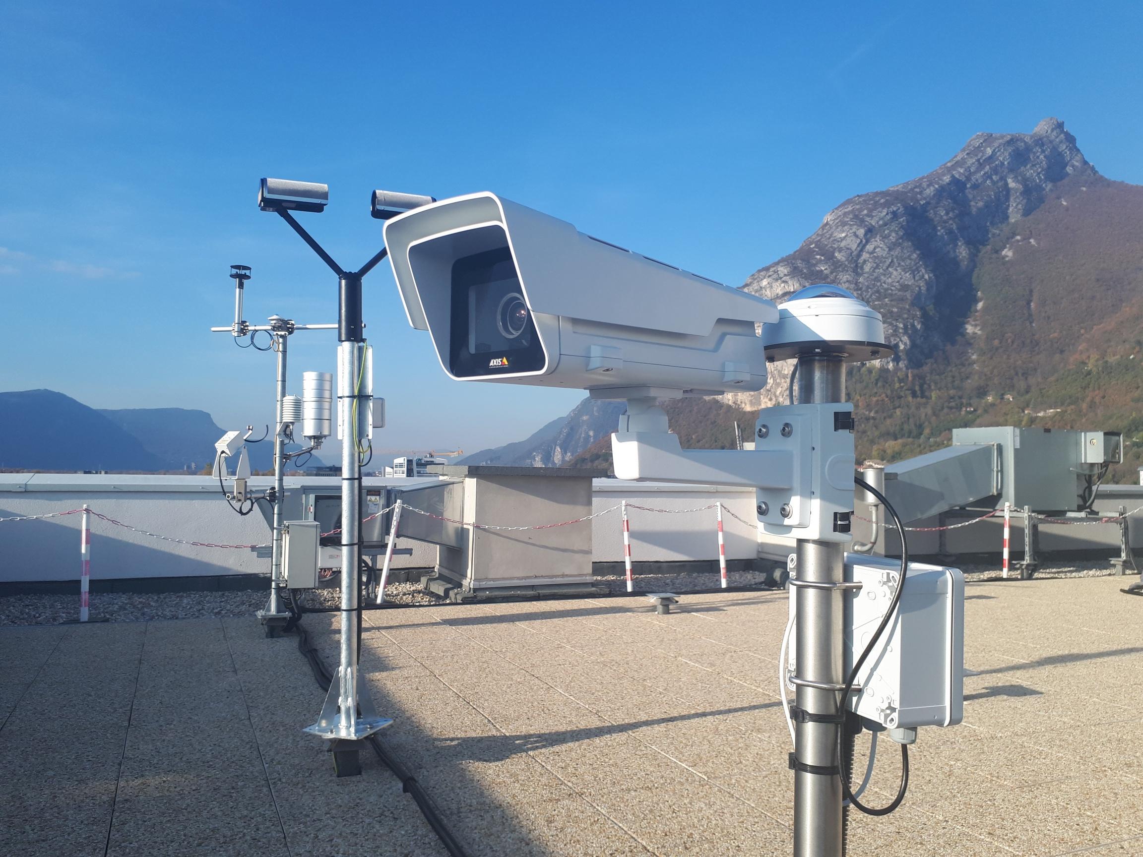 Cameras météo GreEn-ER
