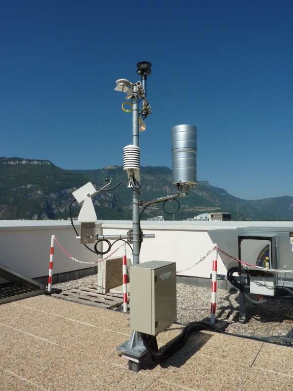 Station météorologique GreEn-ER