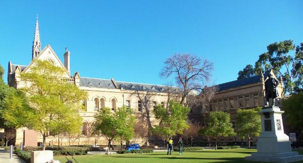 Bâtiment University of Adelaide